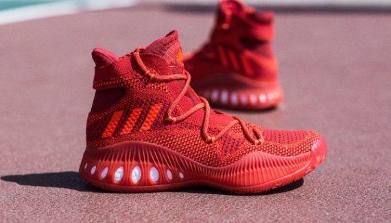 Chaussures Adidas Crazy Explosive prix incroyable sortie ZeRsZW