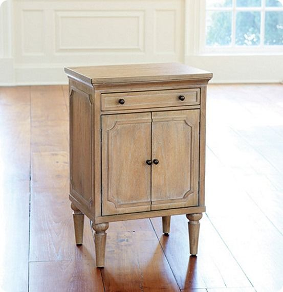Anna white knockoff of ballards isabella nightstand