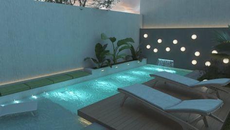 14 piscinas peque as perfectas para cualquier patio for Piscinas hinchables pequenas baratas