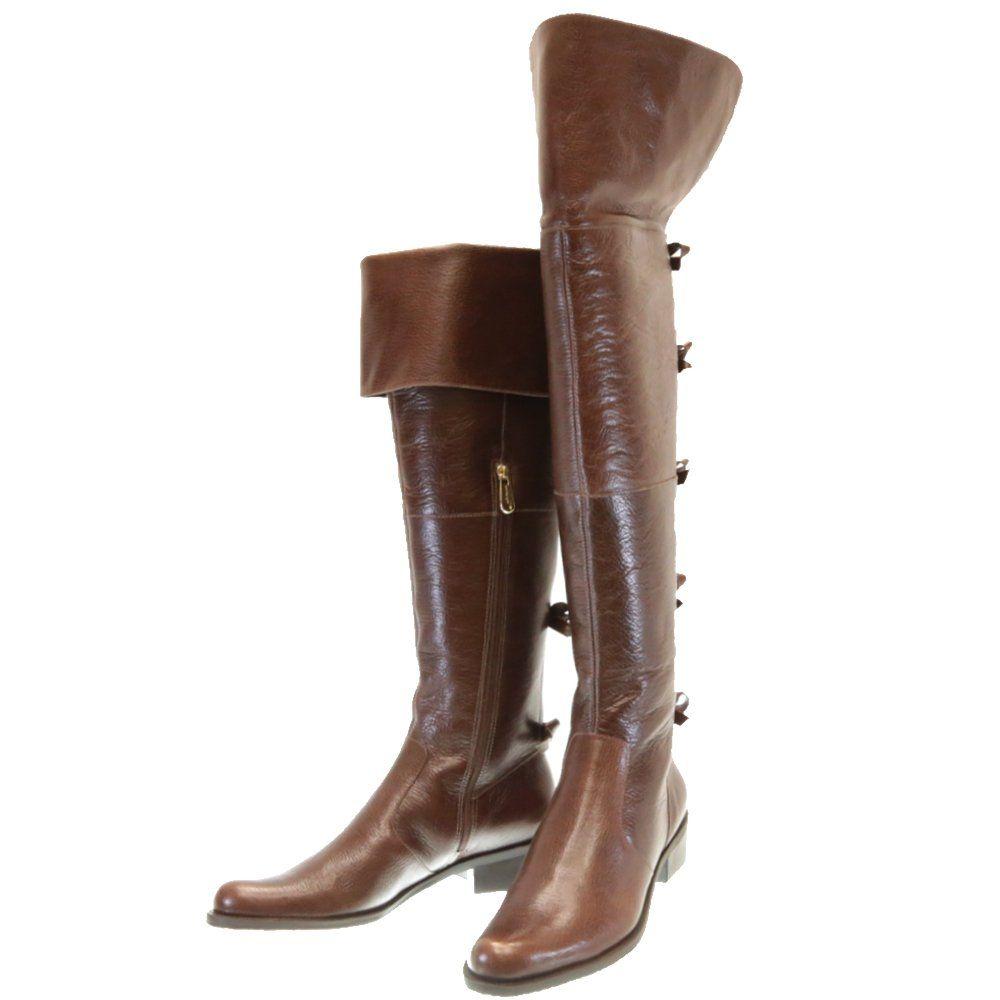 824689d348f11 Bota Over Laços Tabaco 4609 Luz da Lua para Moselle | Moselle sapatos finos  feminos!