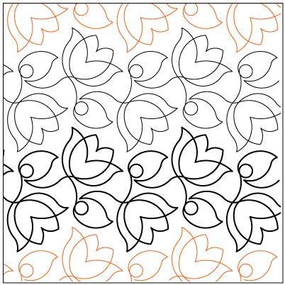 continuous quilt designs for halloween | Belladonna-quilting ... : lorien quilting - Adamdwight.com