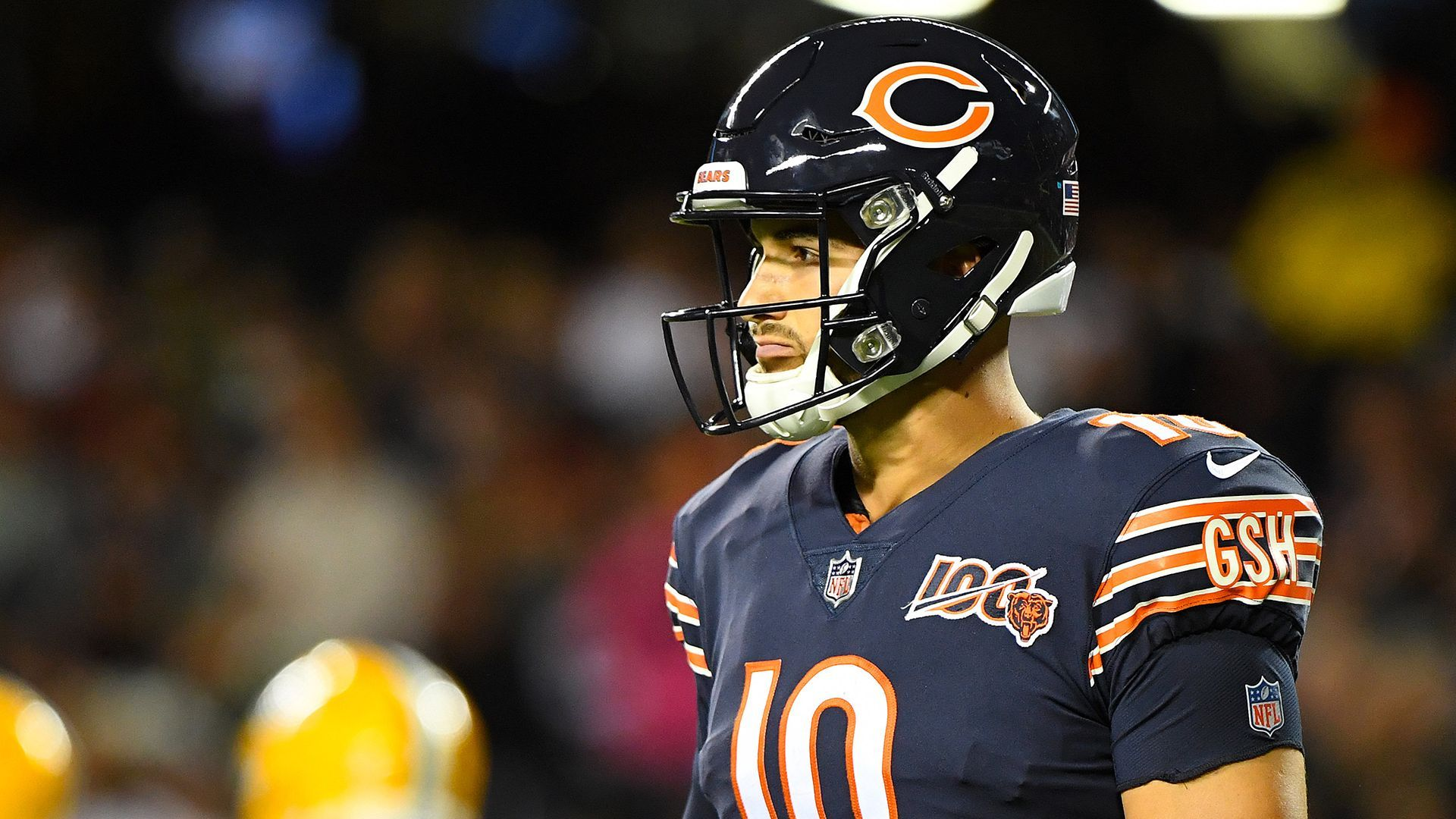 Mitch Trubisky Not Nick Foles Will Win Bears 8217 Qb Battle For One Simple Reason In 2020 Coach Of The Year Nfl Coaches Quarterback