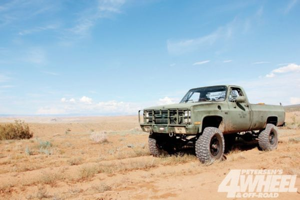1986 Chevy K30 Mud Truck  Sometimes Ruff And Simple Can