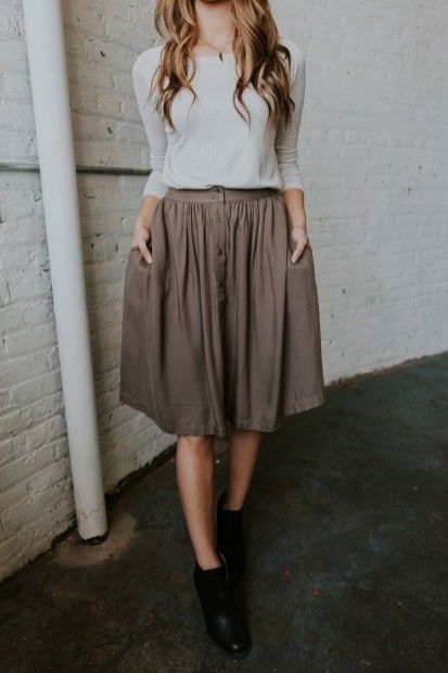 40 beliebte Kleid Rock Outfits Ideen | Trends | Pinterest ...