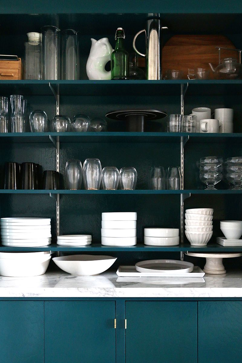 The power of painted cabinets u designsponge home kitchen