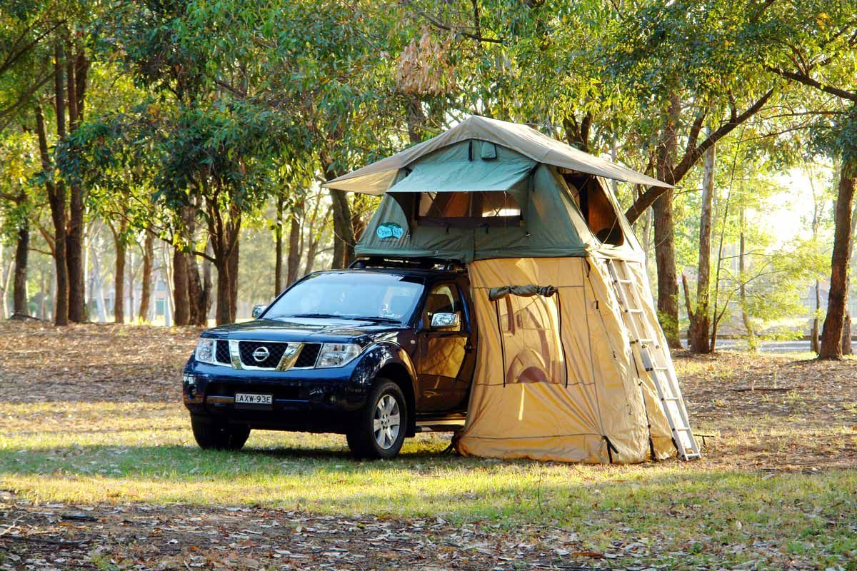 Outdoor Tents For Cars : On top of car tents for camping awesome