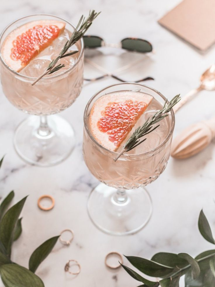 Refreshing Gin and Tonic Cocktail For Summer - Hedonisitit