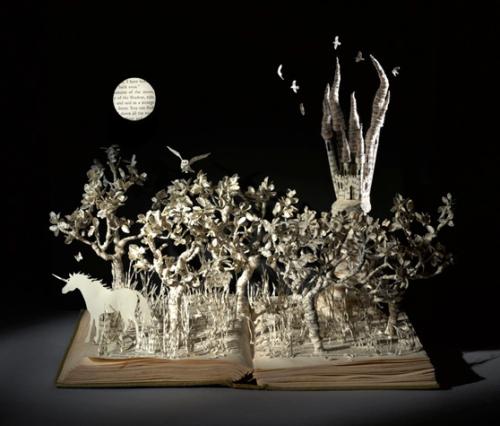 "Blackwell's ""The Last Unicorn,"" 2012."