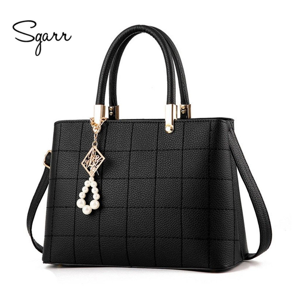 40 48 Nice Women Bag Fashion 2017 Luxury Handbags Famous Designer Brand Shoulder Bags Leather Messenger It Now