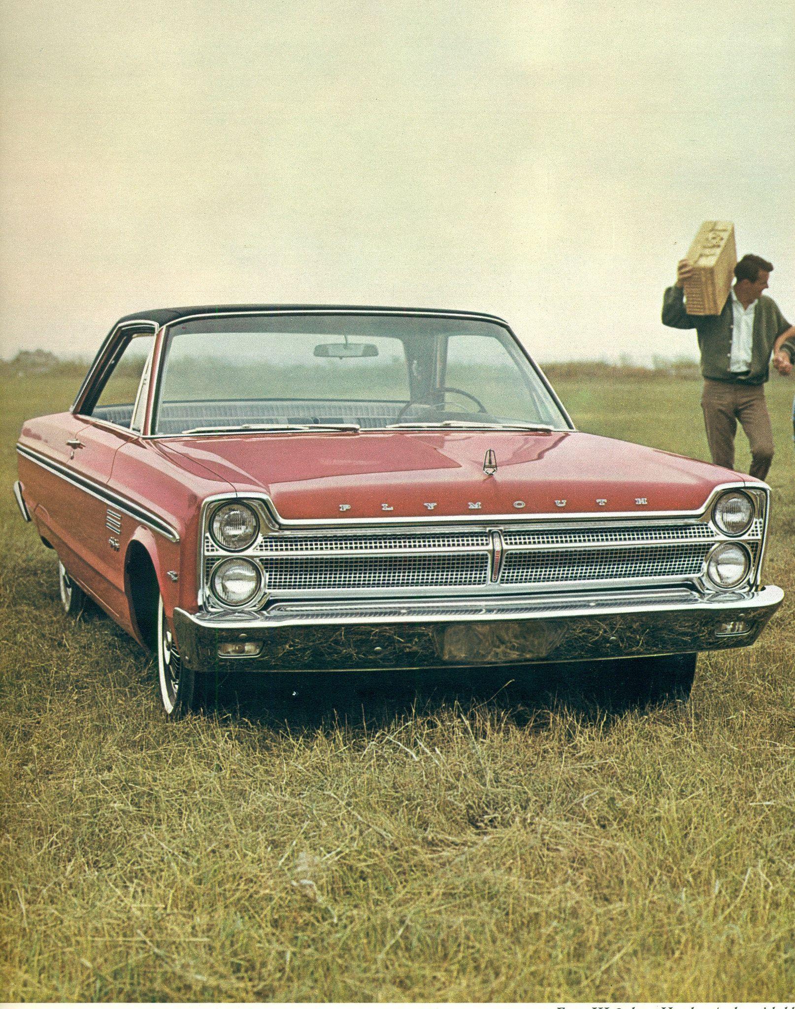 1965 Plymouth Fury III 2 Door Hardtop   Plymouth fury, Plymouth ...