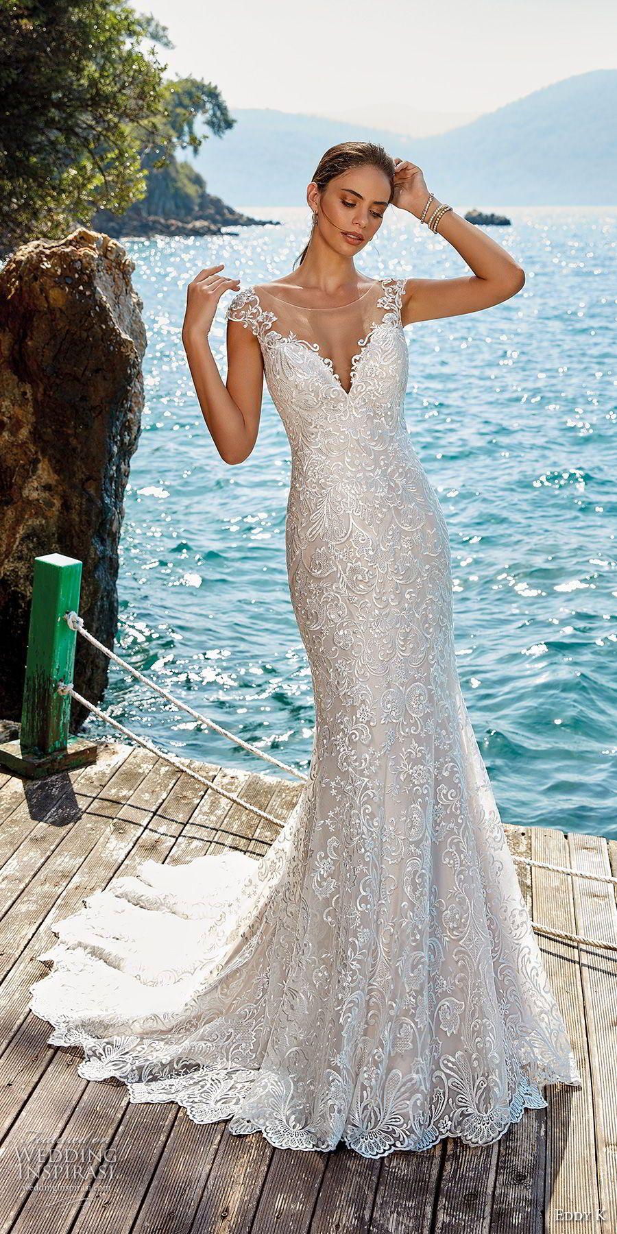 Teal and white wedding dresses  Eddy K Dreams  Wedding Dresses  Wedding Dresses  Pinterest