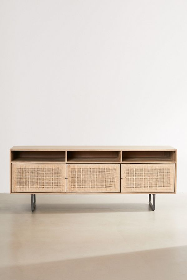 Ivy Media Console With Images Media Consoles Decor Modern