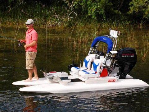 Craigcat fishing | Small Catamarans | Pinterest | Boating ...