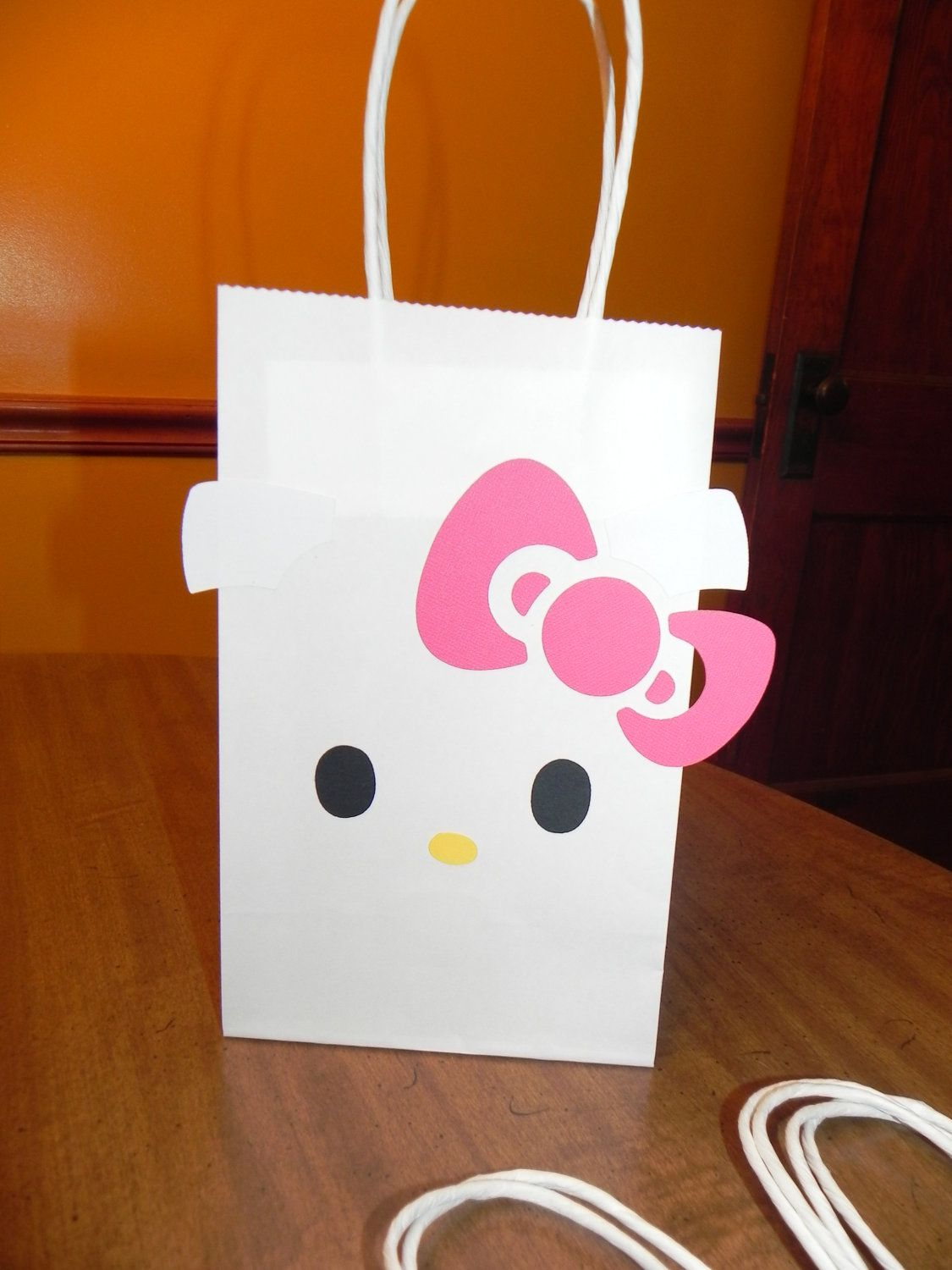 O Kitty Party Treat Bags Set Of 12 24 00 Via Etsy