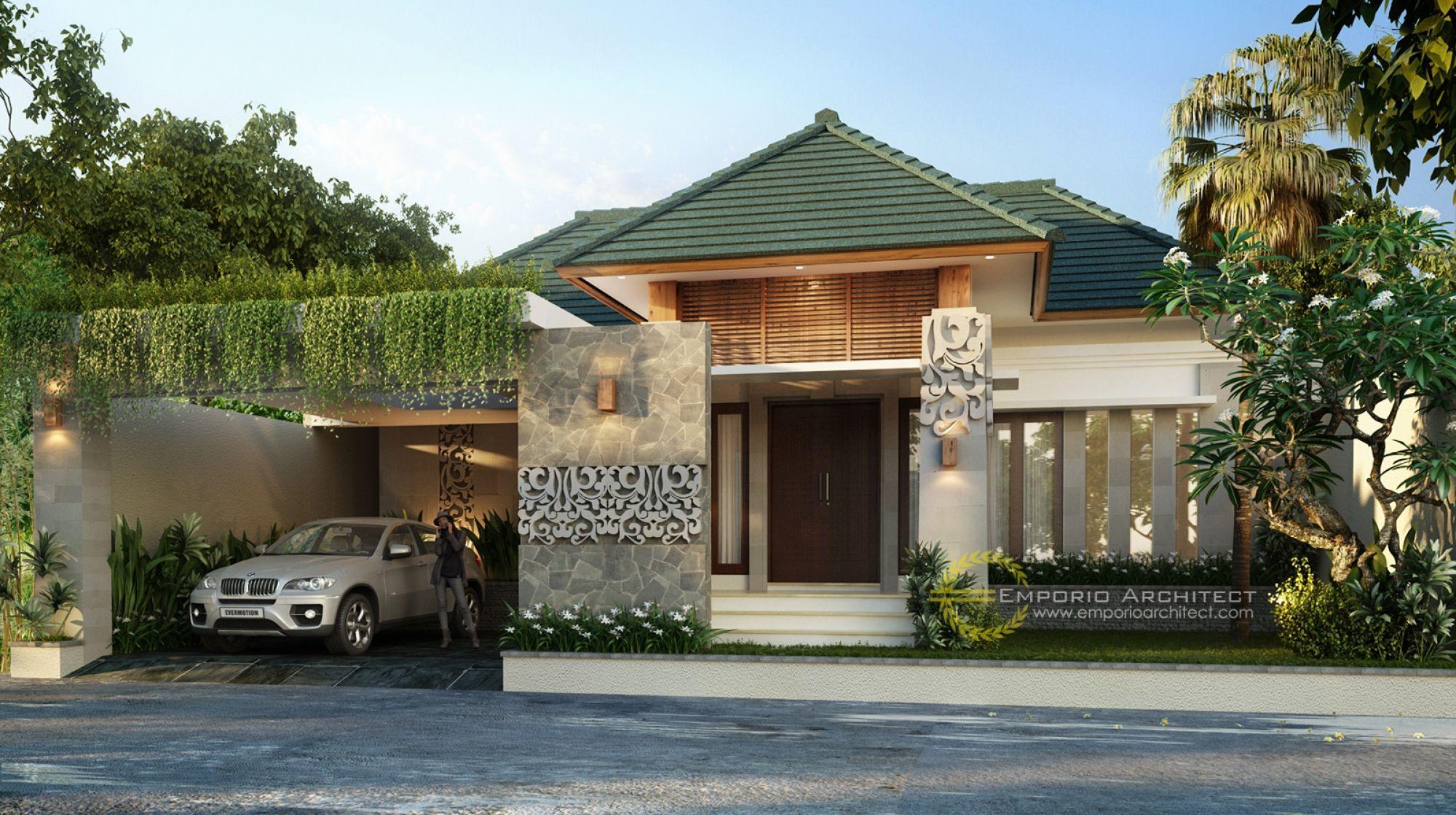 Jasa Arsitek Desain Rumah Bapak Ilham Jasa