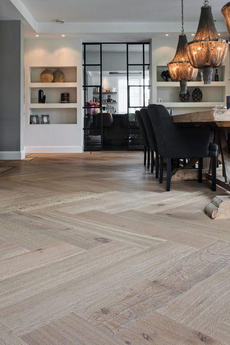 Woonkamer ontwerp met houten vloeren | woninginrichting inspiraties ...