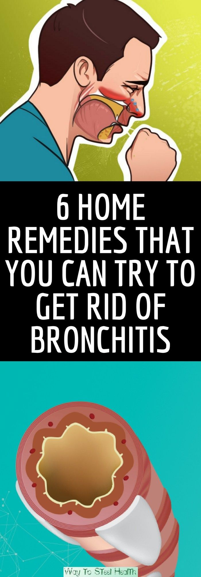 how to get rid of bronchitis quickly