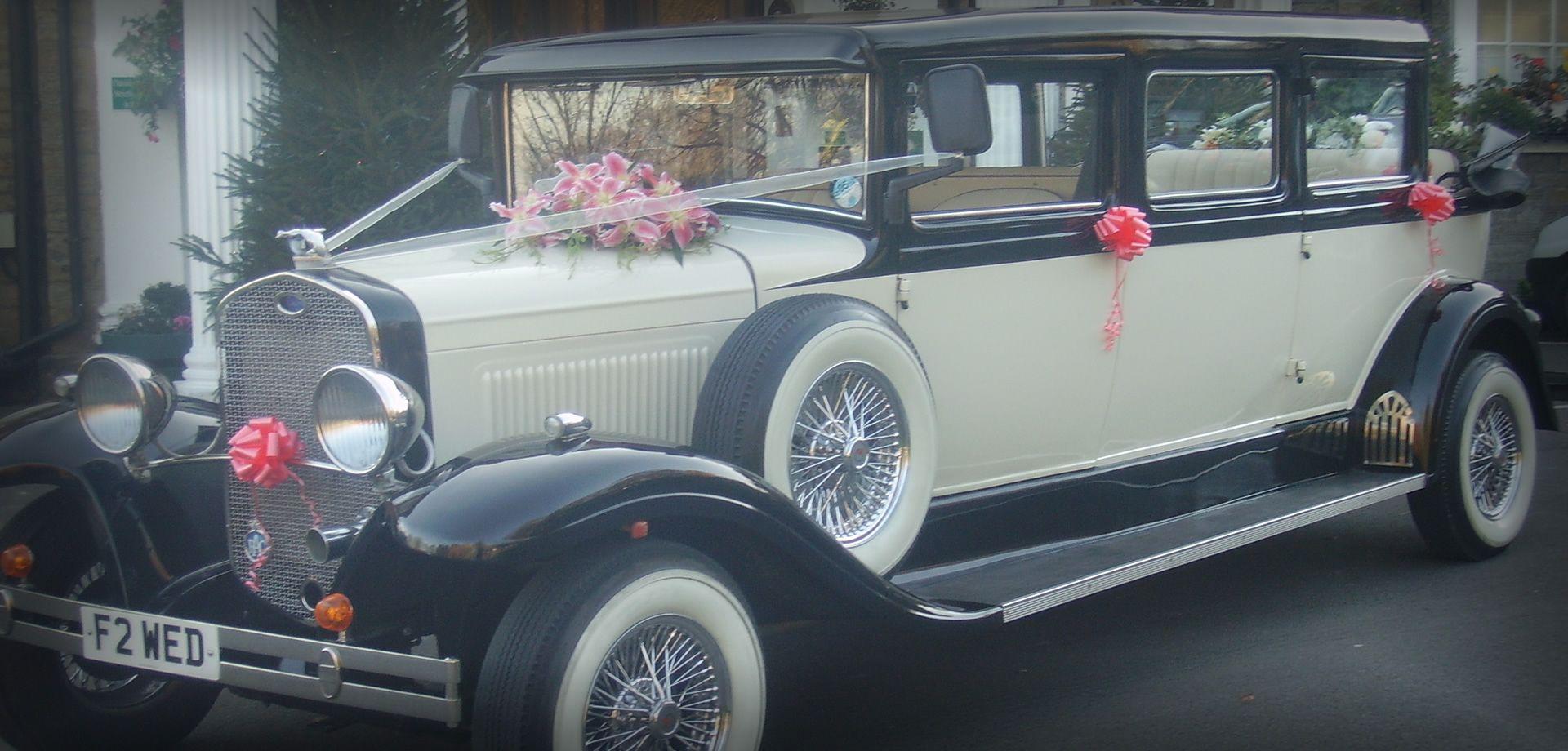 Wedding Car Hire Chesterfield Sheffield Derbyshire Regency Wedding Cars Wedding Car Wedding Car Hire Vintage Car Wedding