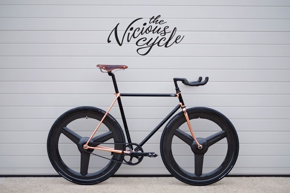 The Vicious Cycle is a Dutchmann collaboration between retired frame ...