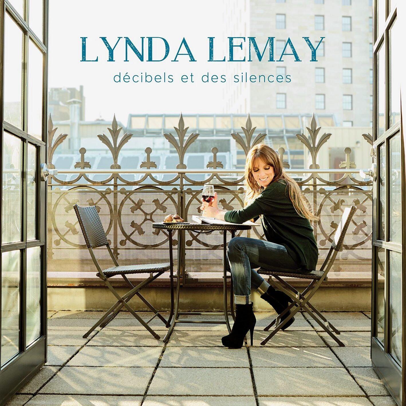 Lynda Lemay Decibels et des silences album 2016