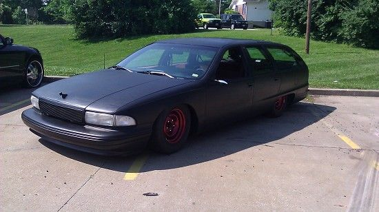 Chevrolet Caprice Wagon Lowrider Low Riders Classifieds