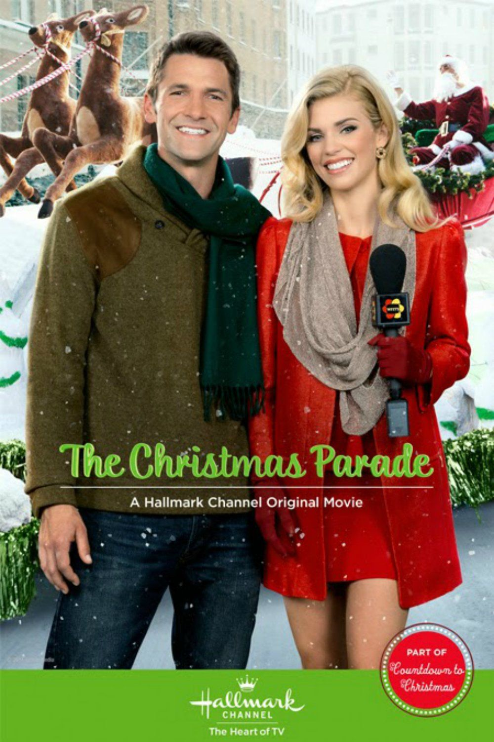 Le plus beau char de Noël | Film Noël Hallmark Channel Movie ...