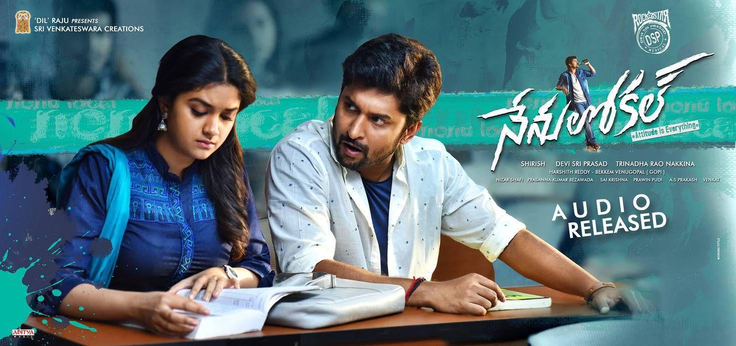 download nenu local 2017 torrent movie full hd 720p free from telugu