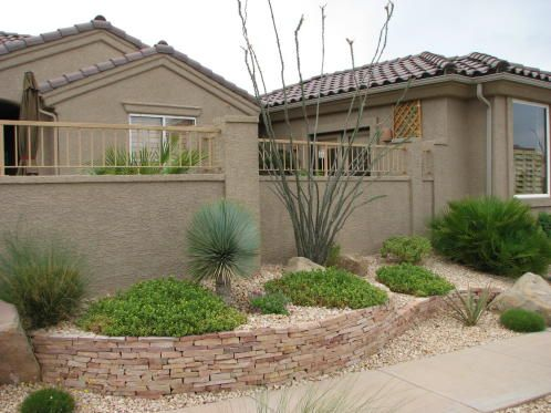 Desert Landscaping Ideas Front Yard Google Search Small Front Yard Landscaping Front Yard Landscaping Home Landscaping