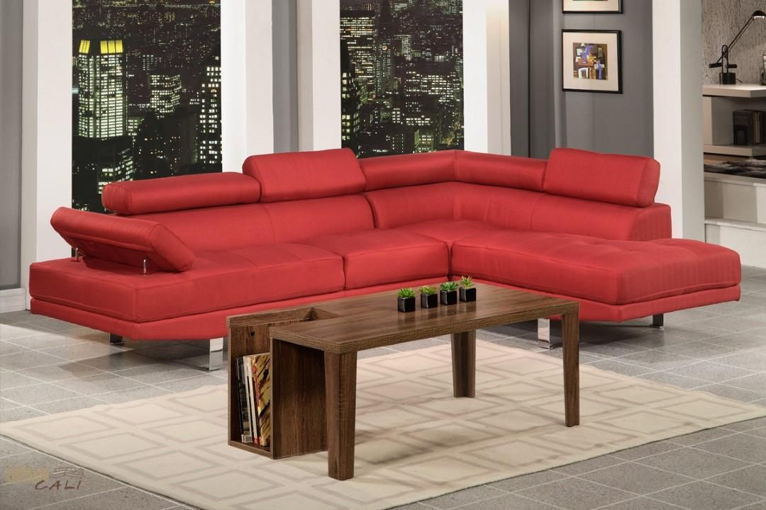 Red Linen Sectional Sofa Blogs Workanyware Co Uk