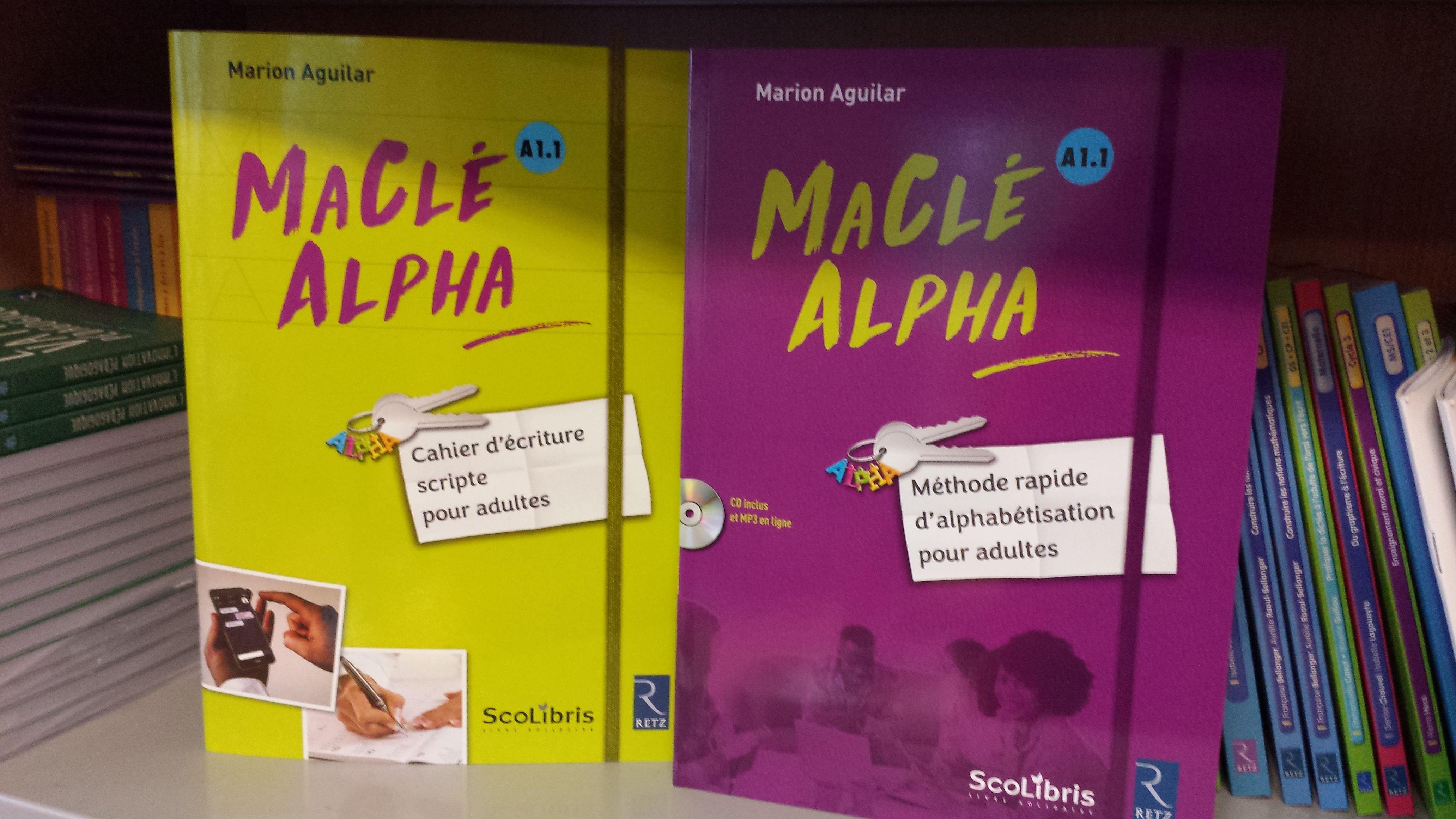 Que Signifie Macle Alpha Methode Actionnelle Et Communicative D Apprentissage De La Lecture Ecriture Pour Alphabetisation Apprentissage De La Lecture Alphas