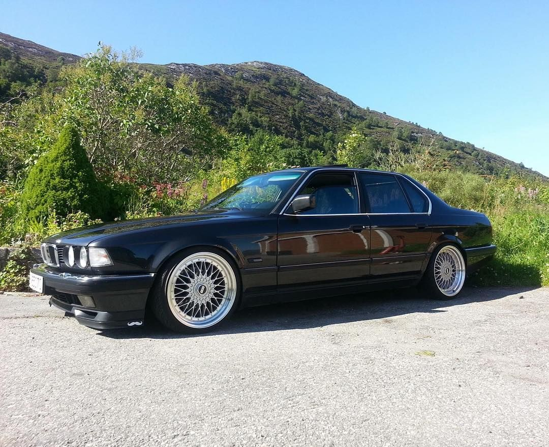 bmw 740i owners manual