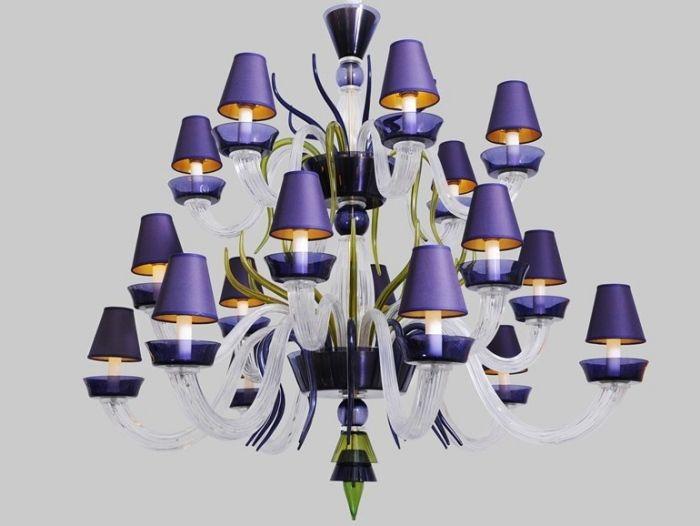 Kronleuchter Aus Murano Glas ~ Moderne kronleuchter aus murano glas italienisches desi
