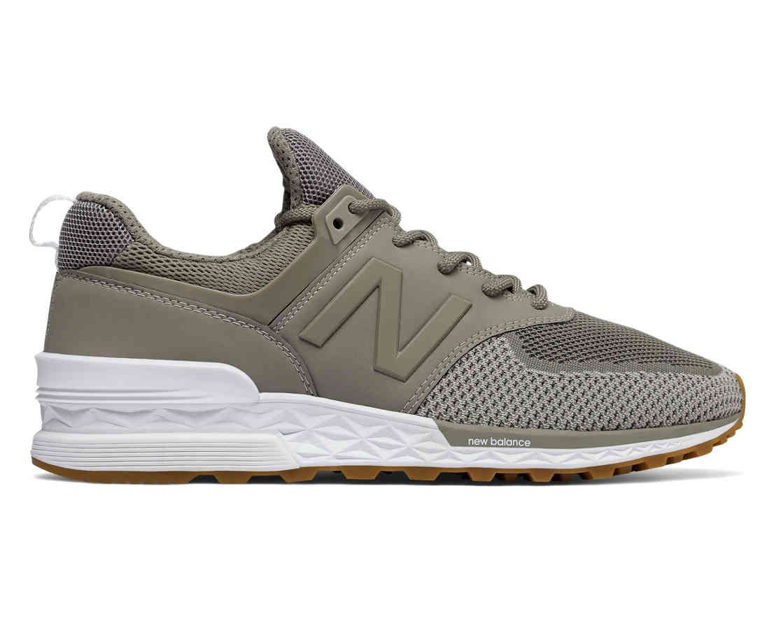 574 Sport, Military Urban Grey with Moonbeam New balance