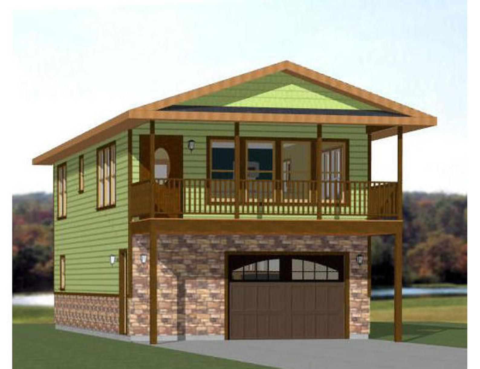 20x40 House 2 Bedroom 1 5 Bath 1053 Sq Ft Pdf Floor Etsy Garage Apartment Floor Plans Garage Apartment Plans Floor Plans