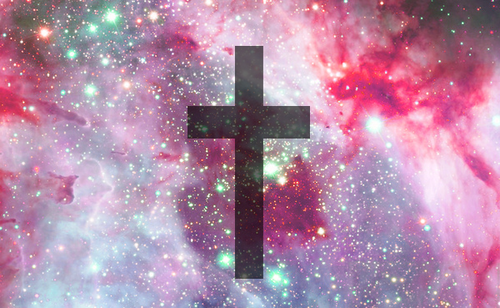 Walk Of Faith Jesus Saves Galaxy Gods