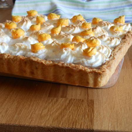 Pâte à tarte au citron