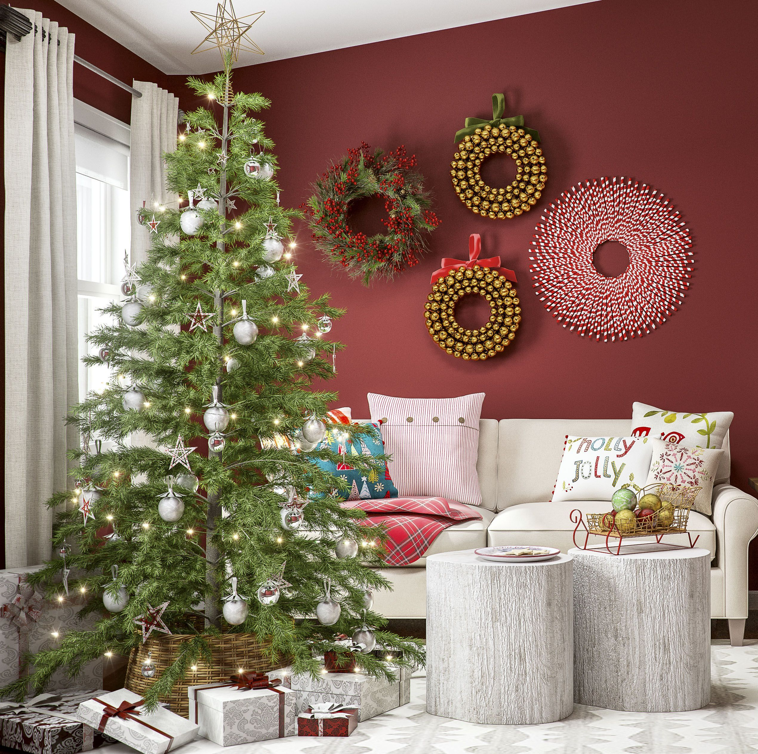 This Online Decorating Service Is Solving All Our December Design Woes Holiday Crafts Diy Christmas Crafts Easy Christmas Crafts