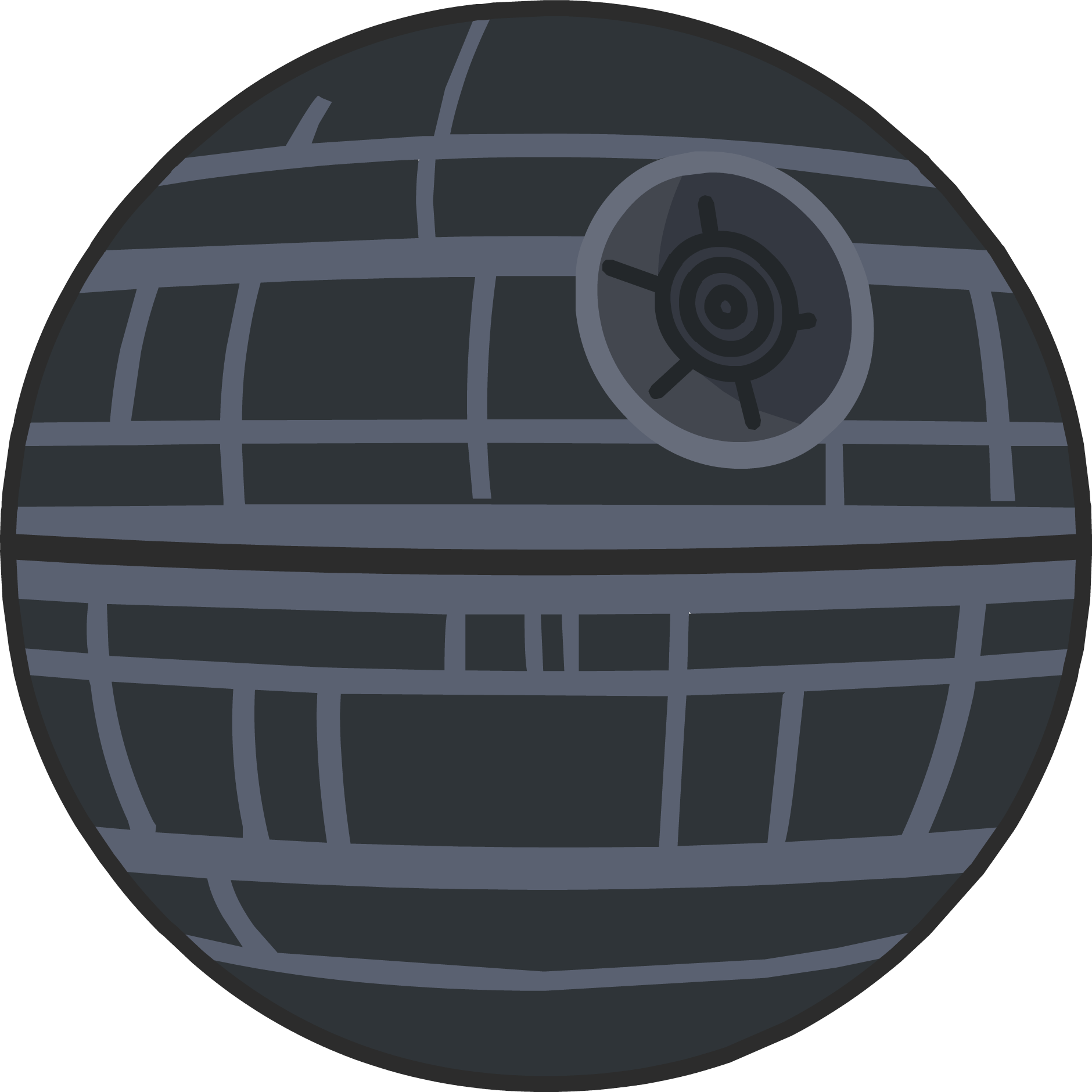 death star drawing outline - Google Search