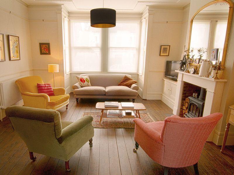 Piccolo Soggiorno ~ Come arredare un piccolo soggiorno: 9 idee per farlo sembrare