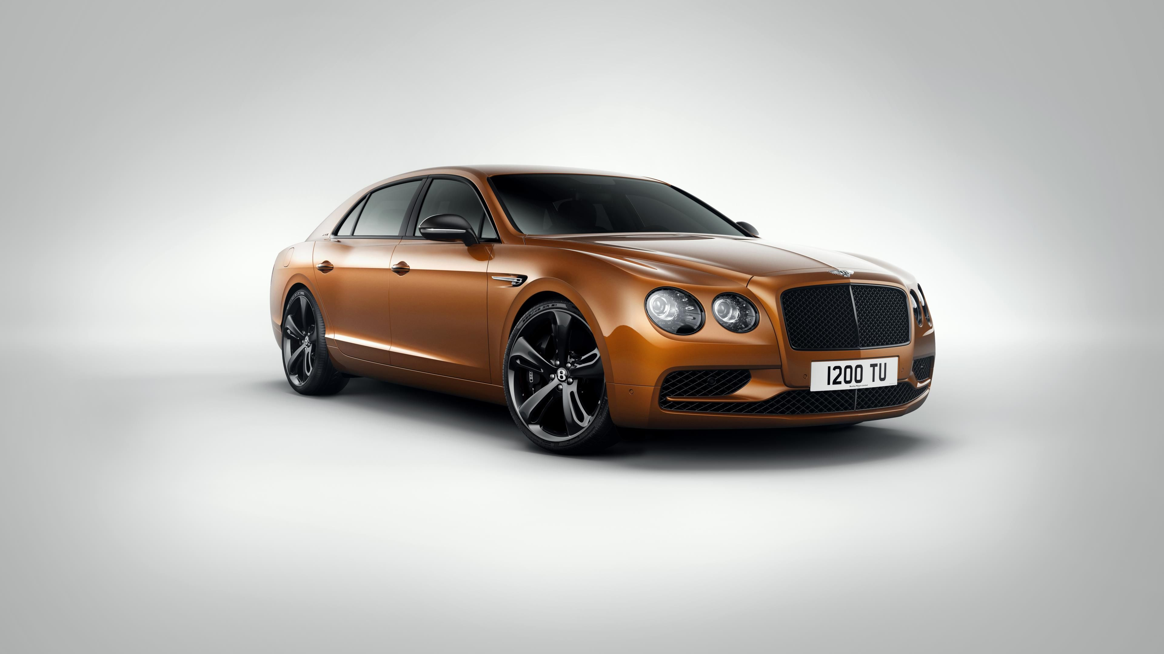 Bentley has just launched its first 200 plus MPH four door missile