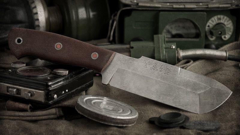 Ножи от Геннадия Деда страница 462 - Guns.ru Talks