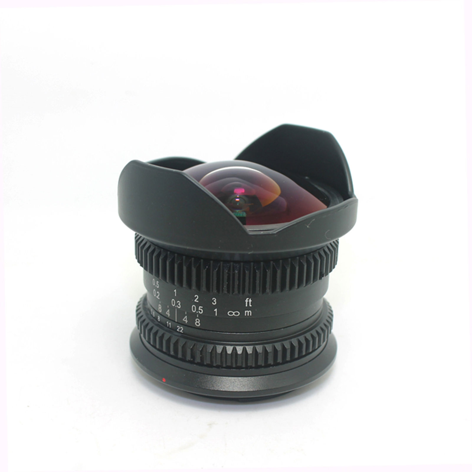 162 00$ Know more 8mm F2 8 MF Movie Wide Angle Fisheye