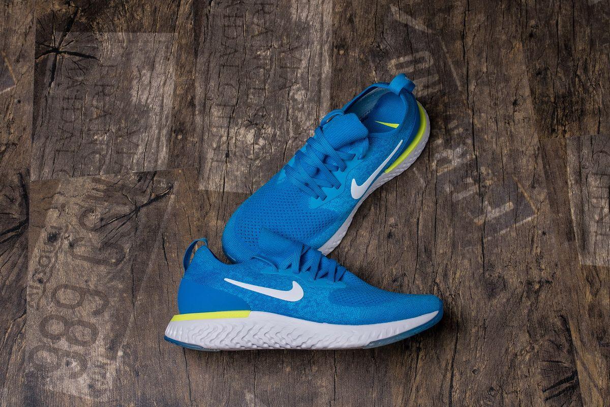 Nike Epic React Flyknit Sky Blue