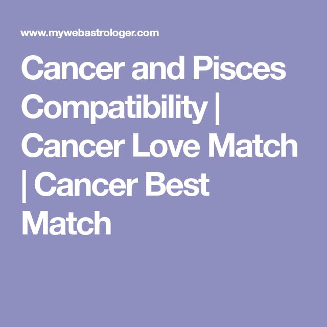 Pisces best match compatibility
