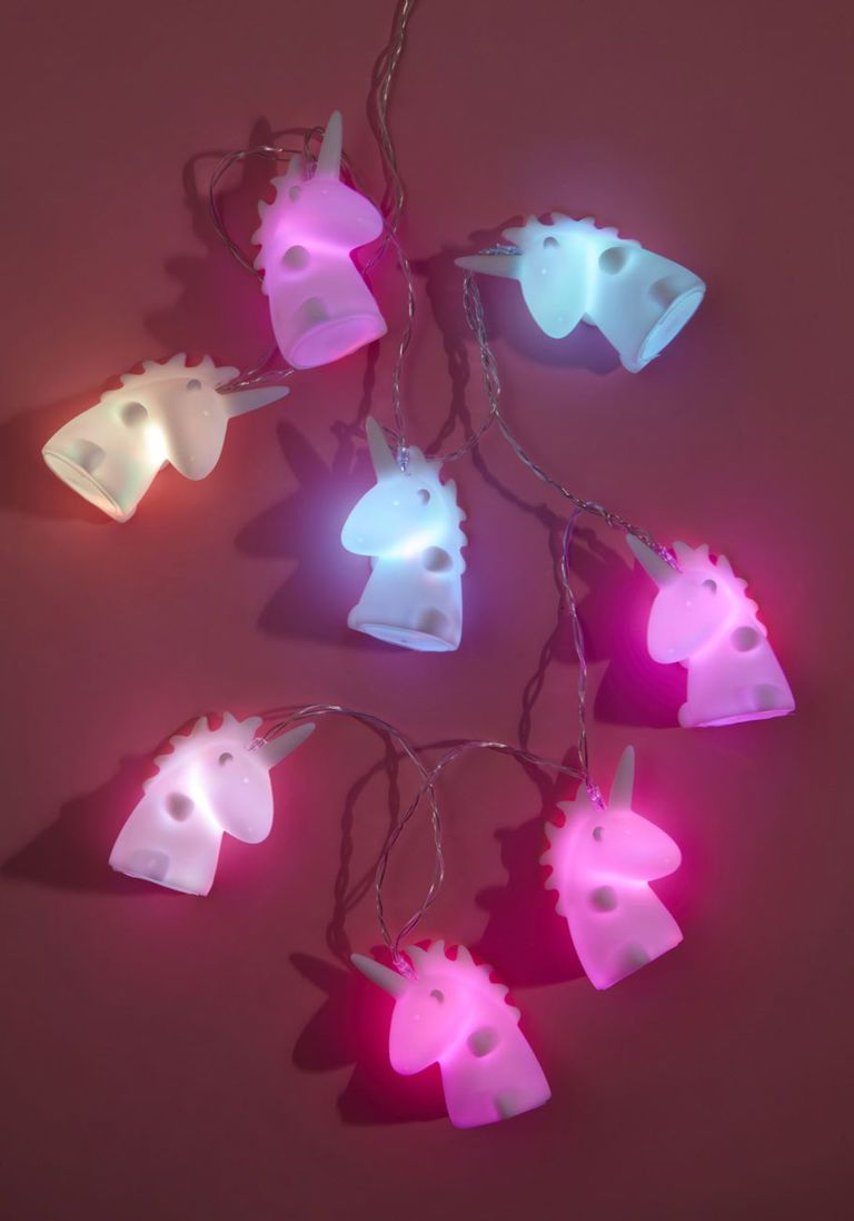 Horn Sweet Home Color Changing String Lights A Dream Home Asian
