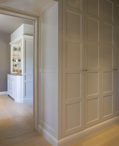 Unique Hallway Closet Doors