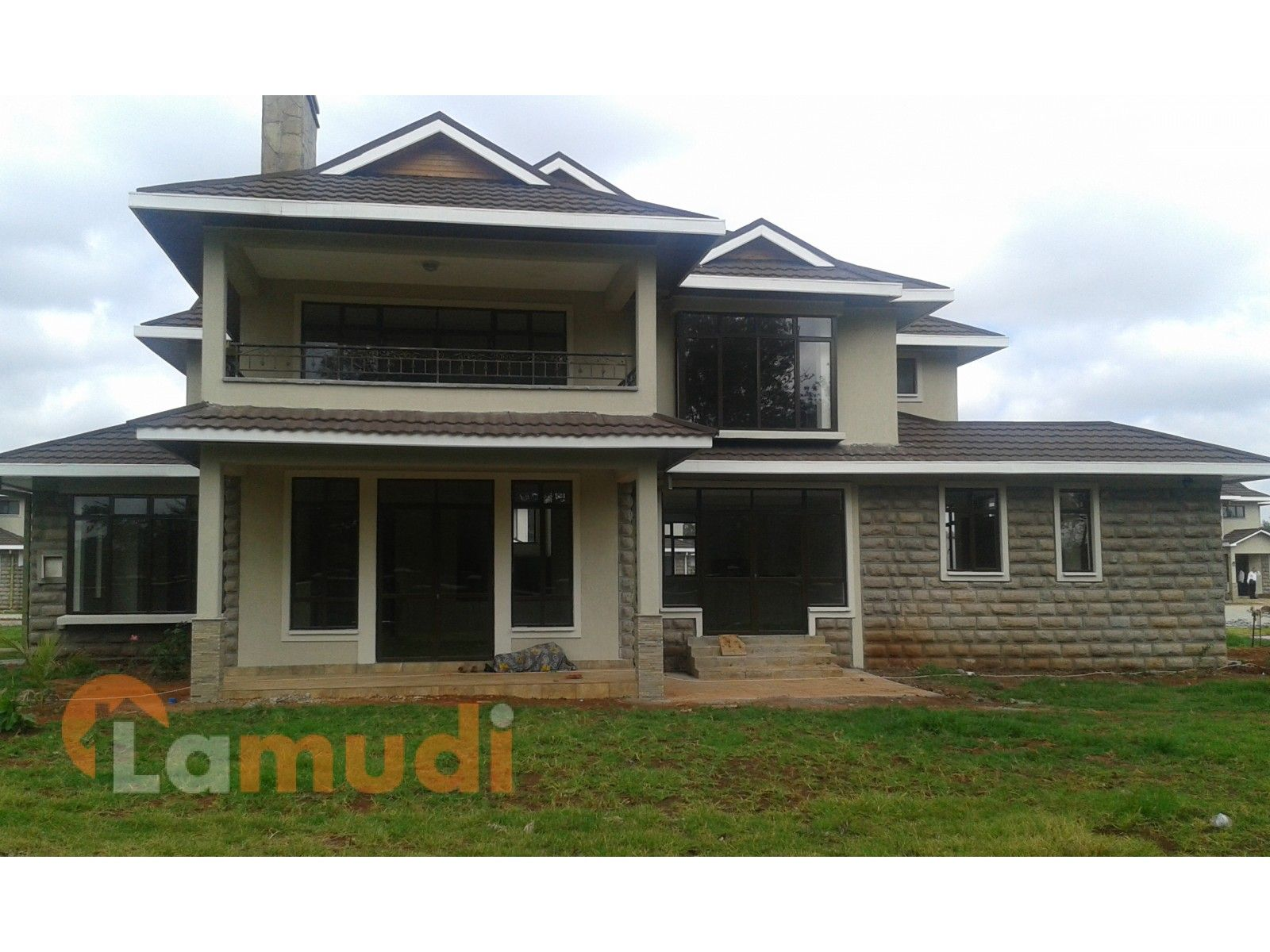 5 bedroom house for sale in runda for ksh 185 000 000 with web