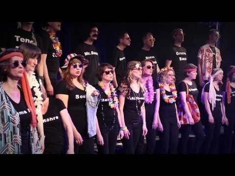 THE HAPPY DISHARMONISTS 100 SONGS - YouTube
