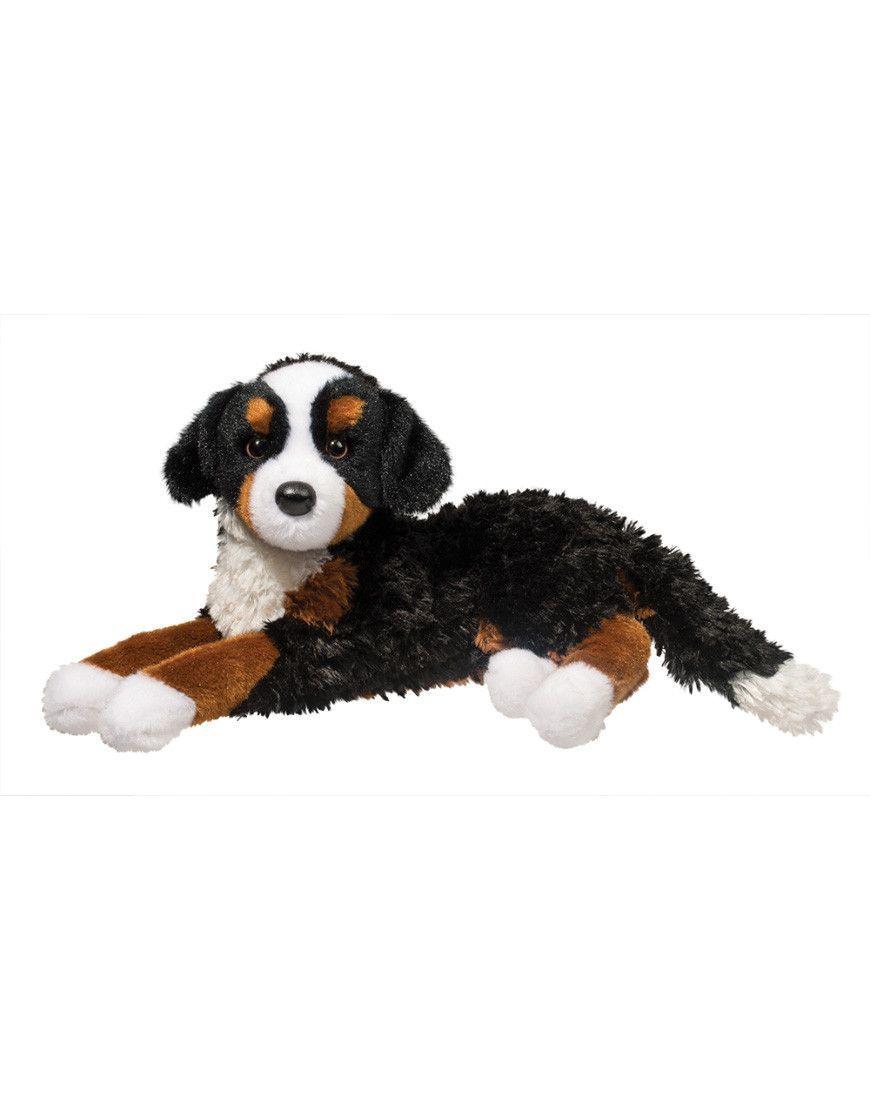Grizzly Bernese Mountain Dog Plush Toy Animals Bernese Mountain