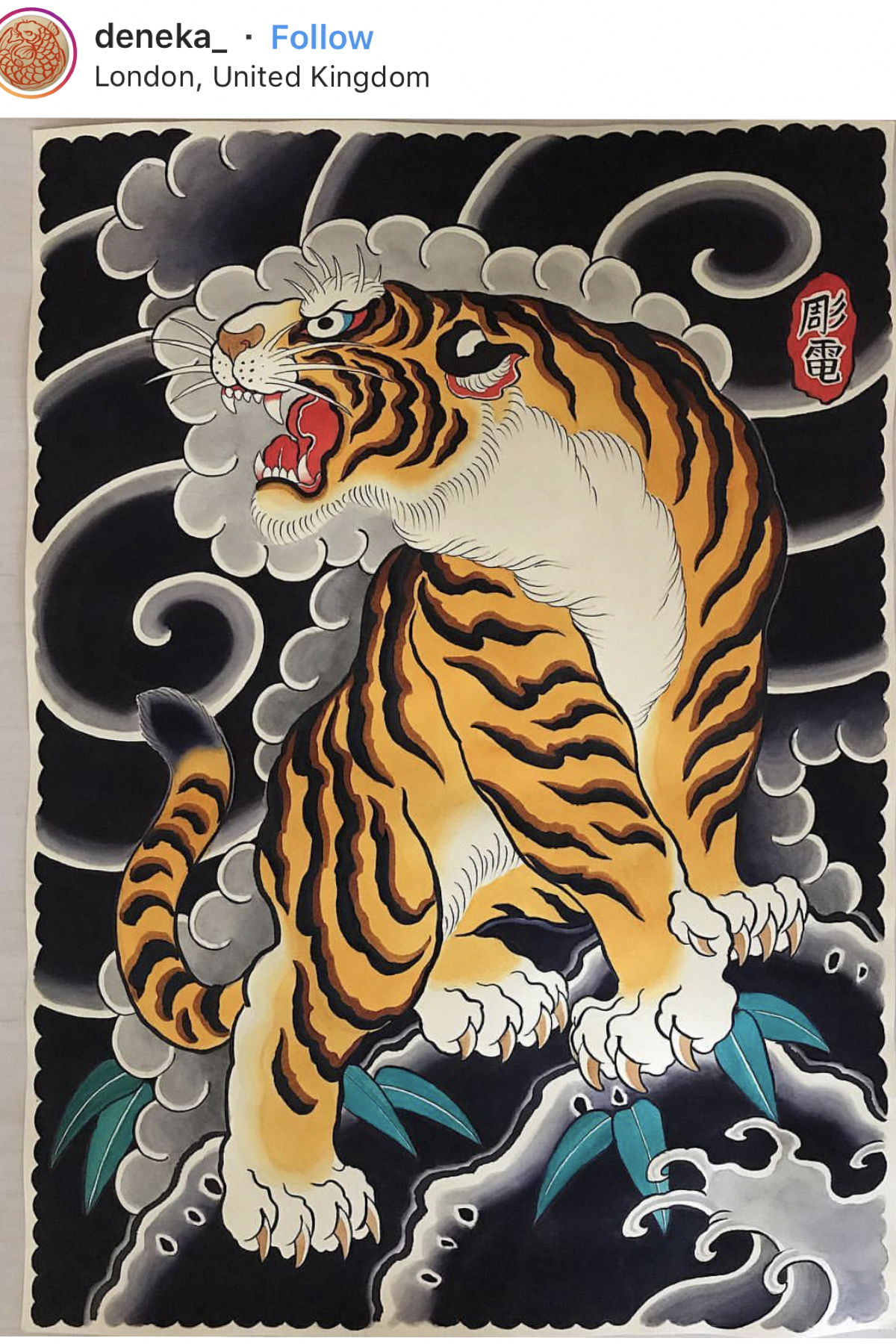 Japanese Tattoos Meaning Japanesetattoos Tiger Tattoo Design Japanese Tattoo Tiger Tattoo